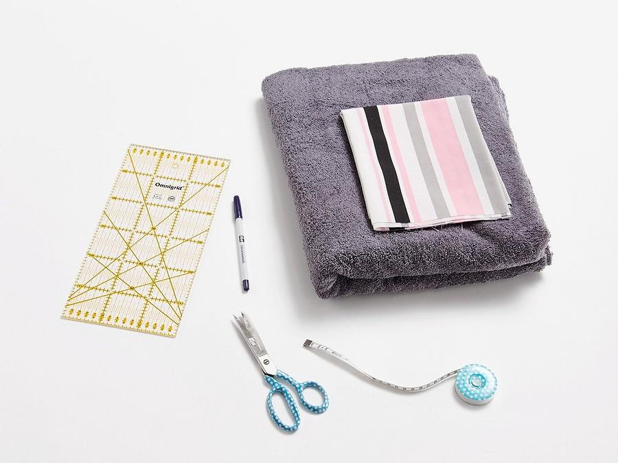 Едем кморю: как сшить пляжный коврик своими руками