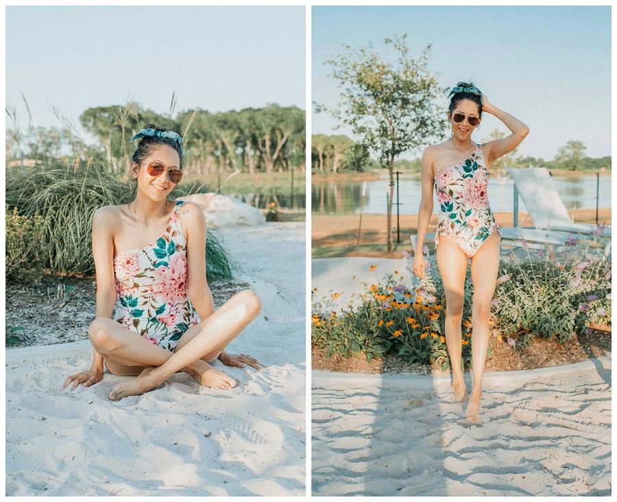 Как модные блогеры носят цветочный принт: 10 вдохновляющих примеров