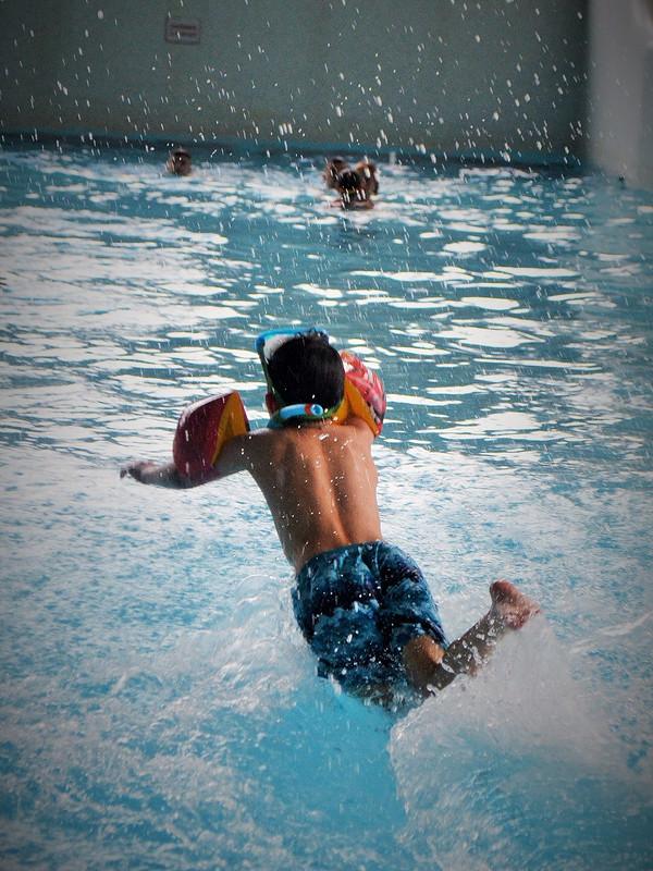 Плавание? нетолько!