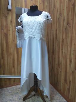 Работа с названием Платье для невесты