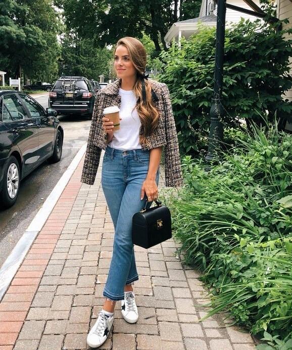 13 вдохновляющих летних образов отмодного блогера Джулии Энгель