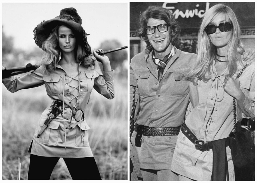 Что носили в60-х: модная хронология