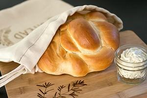 Как выбрать ткань и сшить своими руками мешочек для хлеба