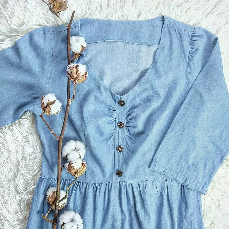 Шитьё стало дляменя настоящей страстью — швейный instagram недели