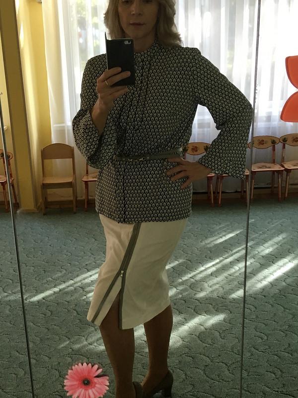 Юбка систорией от SvetlanaNaumova
