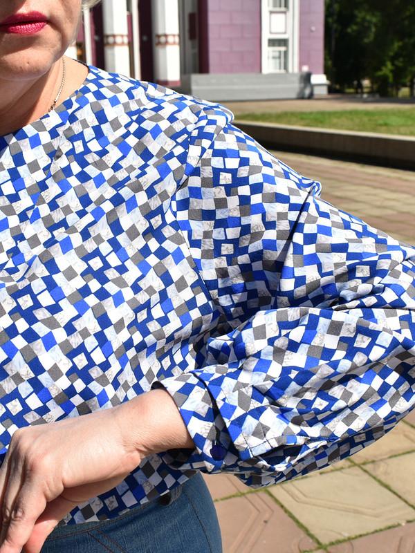 Блузка июбка «Вот оно какое - наше Лето»