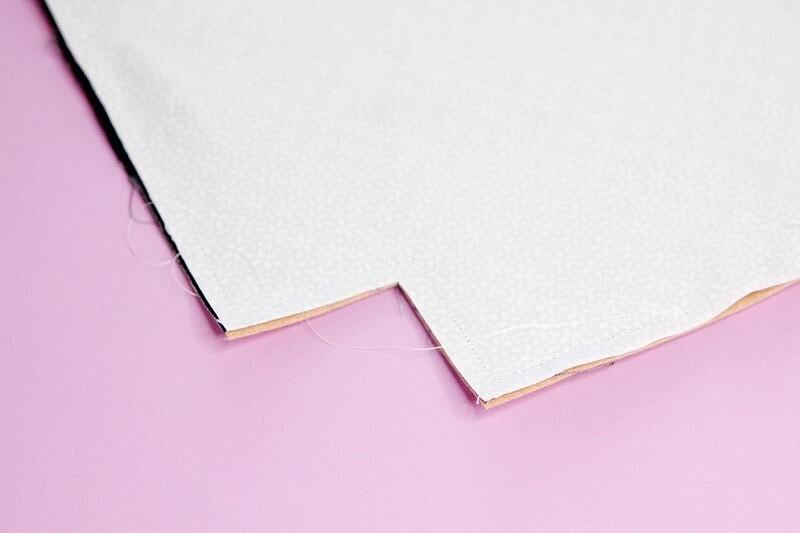 Как сшить текстильную коробку изткани: мастер-класс + шаблон