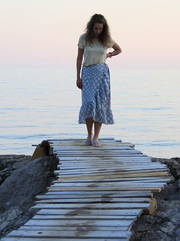 Работа с названием Вот оно какое наше лето! Море! Крым!