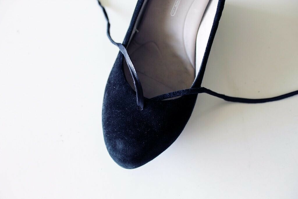 Идея: как добавить шнуровку натуфли