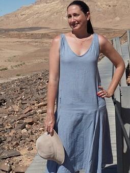 Работа с названием Платье для жарких дней