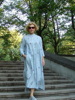 Работа с названием Pasture dress