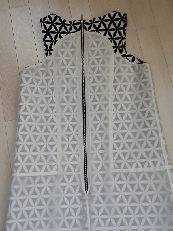 Платье «Black & White»