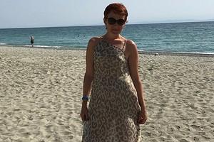 Пляжный сарафан без выкройки своими руками