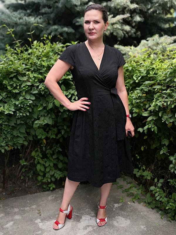 Моё горе платье №1)))) от afonea