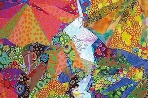 Пэчворк как искусство: 30 вдохновляющих примеров