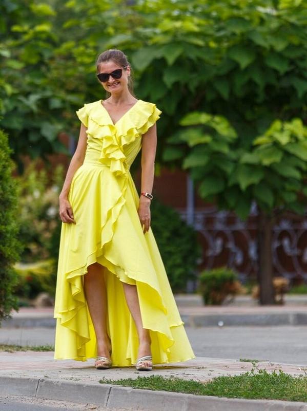 20-ти метровое платье