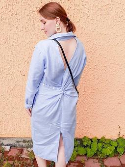 Работа с названием Платье Тильды Суинтон