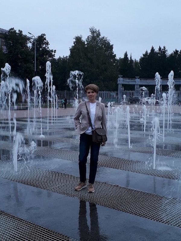 Лето втрикотажном жакете)