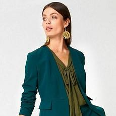 Бизнес-гардероб: элегантно, женственно, стильно