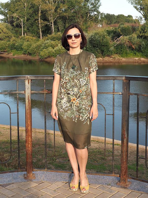 Любимое платье уходящего лета