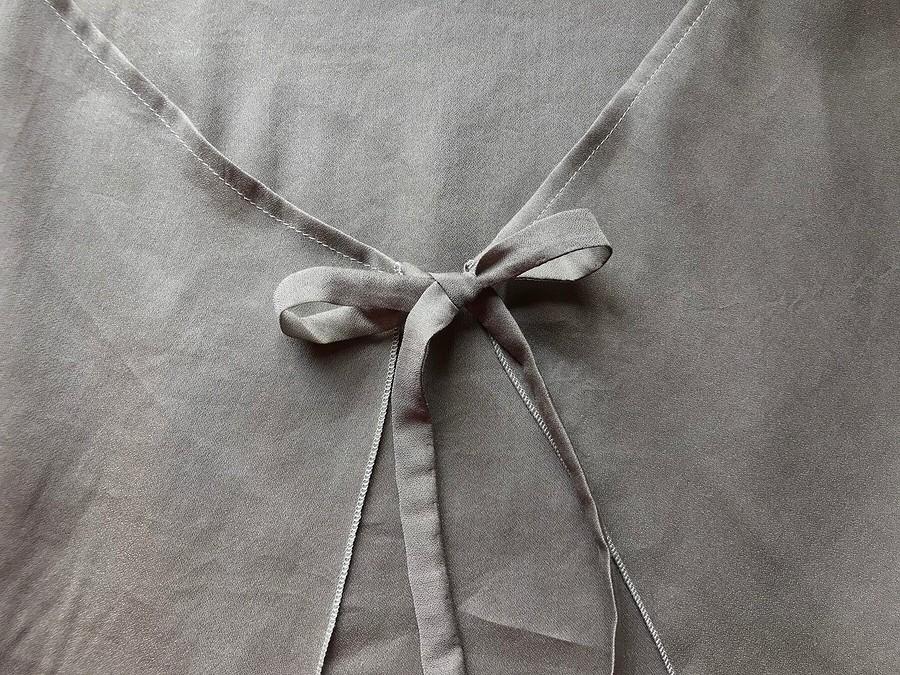 Нежнее нежного: шьём блузку с«крылышками» повыкройке Burda