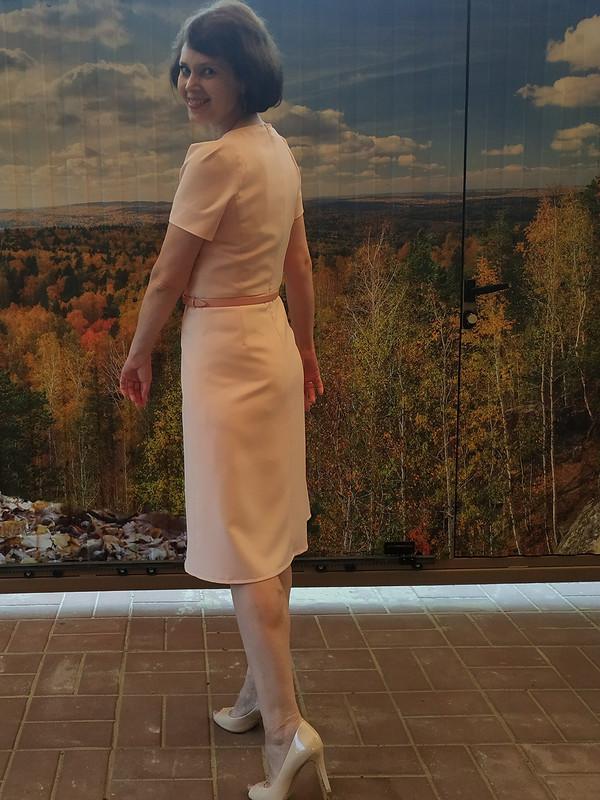 Платье-футляр 2/2019 модель 106