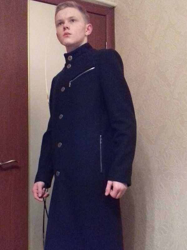 пальто длясына от Gannett77