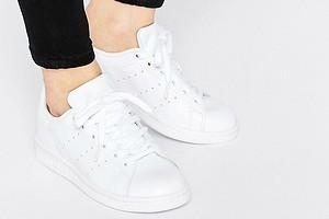 Как сохранить кроссовки белыми: 10 советов и лайфхаков