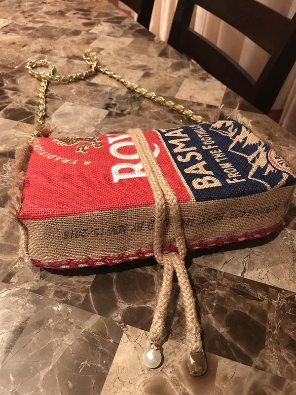 Новая сумка от impromp-two