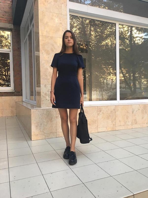Платье «Школьное адажио»
