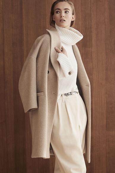 Теплое дыхание осени: коллекция осень-зима 2019-2020 отBrunello Cucinelli
