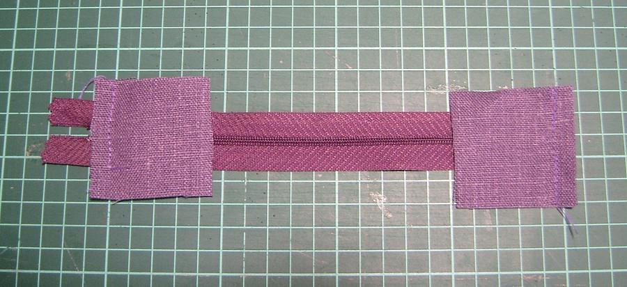Мастер-класс: как оформить готовую вышивку вкосметичку