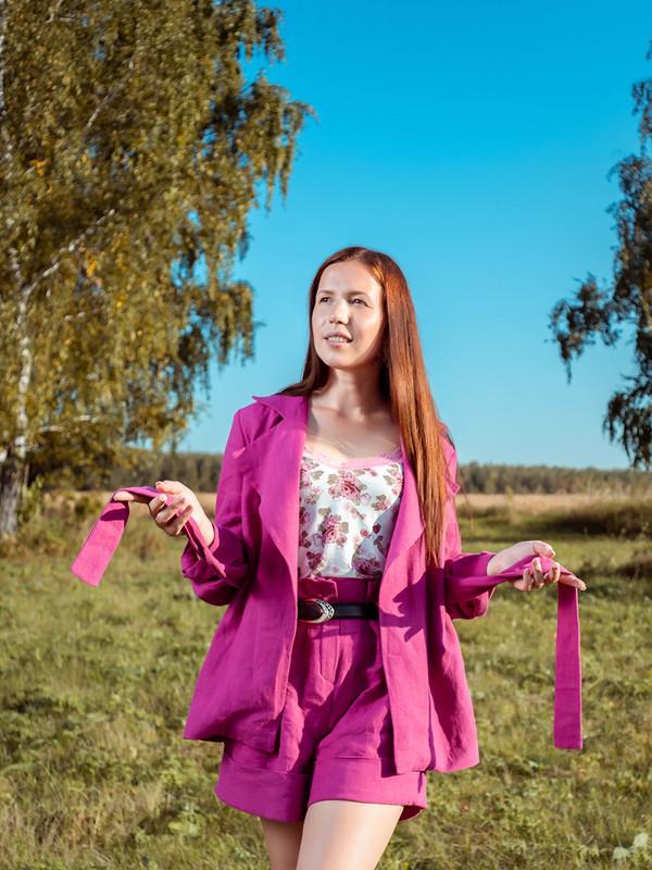 День осеннего равноденствия. Льняная осень от Татьяна SGIBNEVA