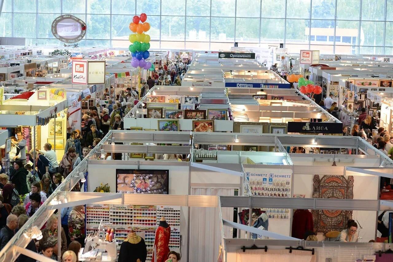 Приглашаем наМеждународную выставку-продажу «Формула Рукоделия Москва. Осень 2019»!