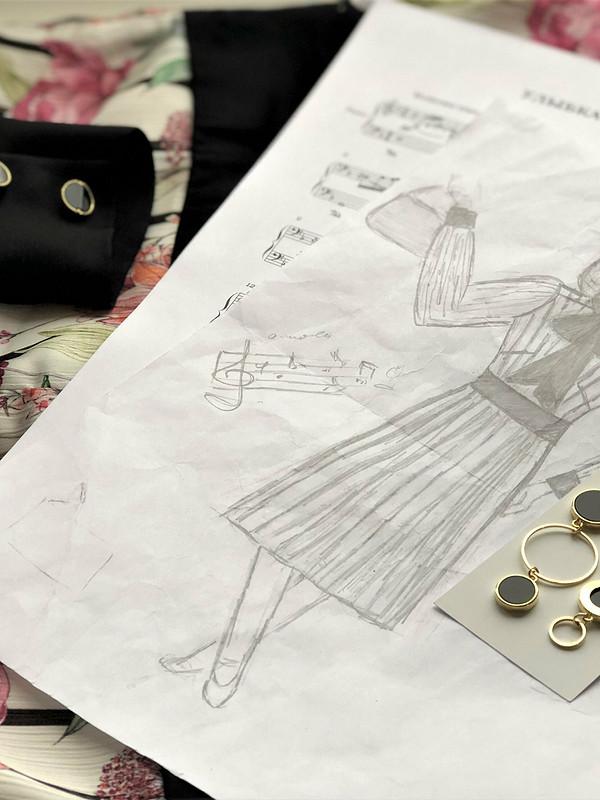 платье длямузы