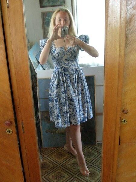 Платье от Юлия