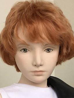 Работа с названием Шарнирная кукла