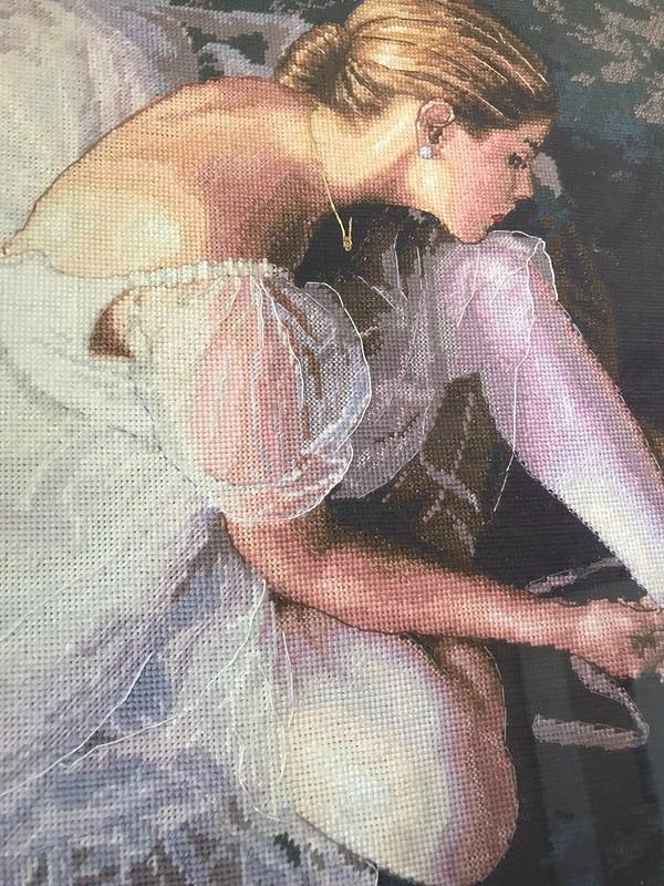 Балерина Дега
