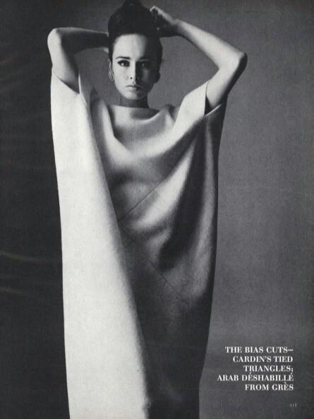 Платье изВога 1963