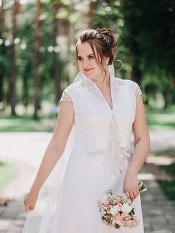 Работа с названием Небольшие МК по свадебному платью