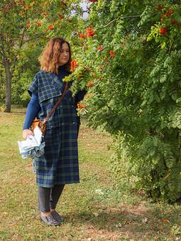 Работа с названием День осеннего равноденствия. Прогулка с Natalia F.