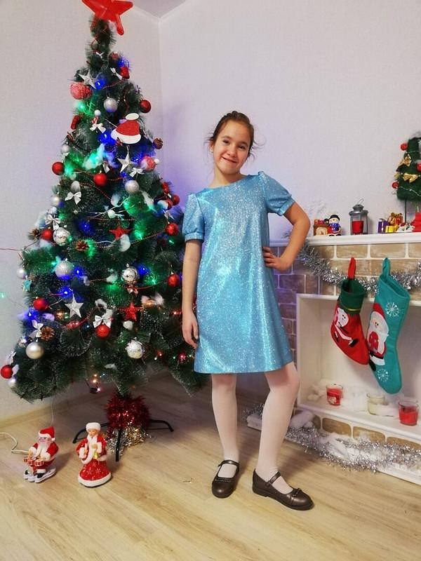 Платье длядочки