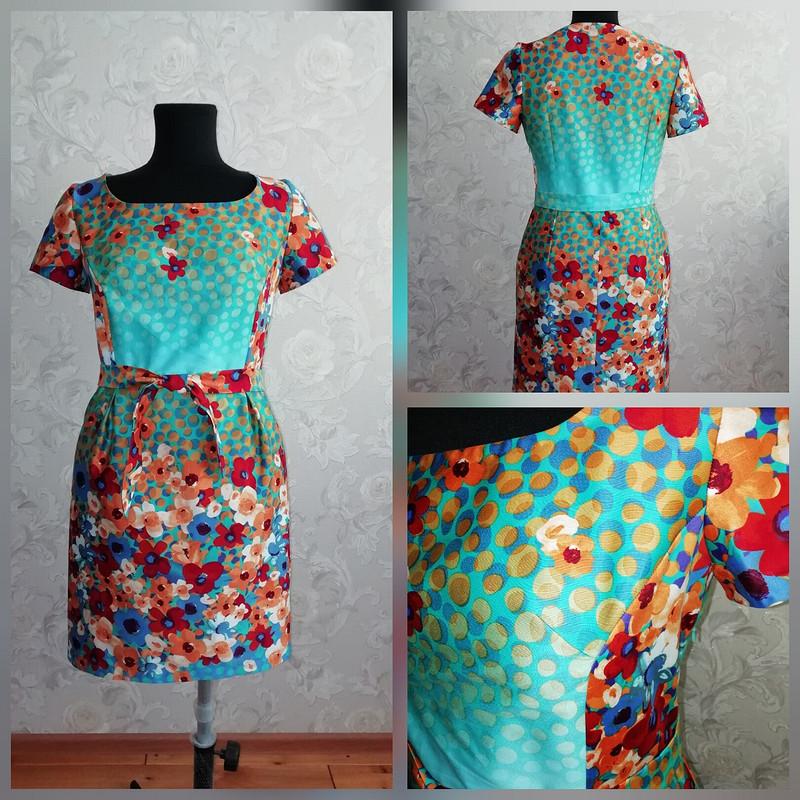 Платье «поляна»