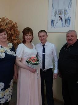 Работа с названием Свадебное платье, или Свадьба в нормальном положении