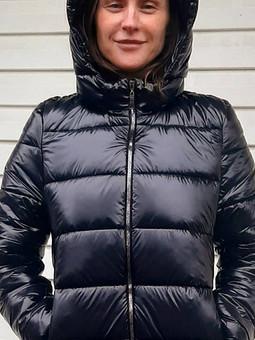 Работа с названием Курточка на морозы))