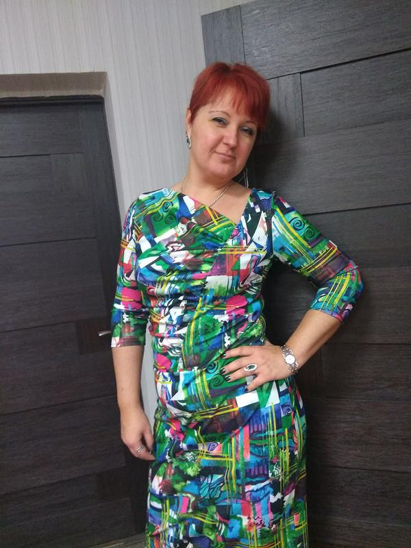 Платье Пикассо