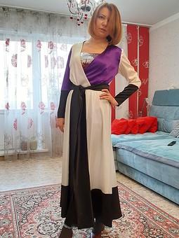 Работа с названием Халат-22 детали и платье