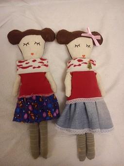 Работа с названием Куклы