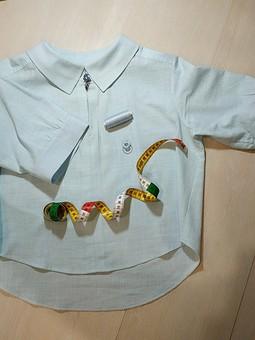 Работа с названием Рубашка