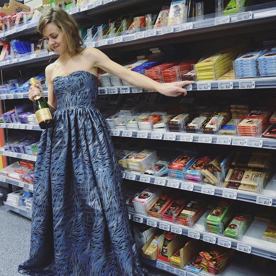 Гардероб мечты принебольших затратах: швейный instagram недели